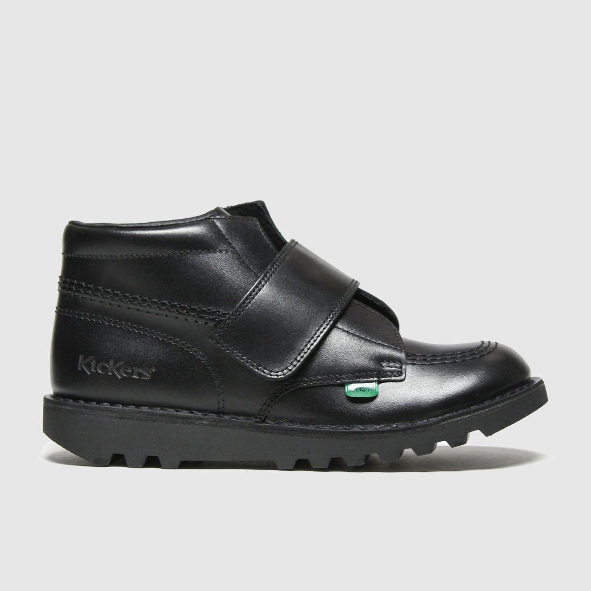 Kickers Black Kick Kilo Boots Junior