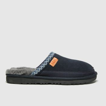 UGG Navy Tasman Ii Slip-on Unisex Junior