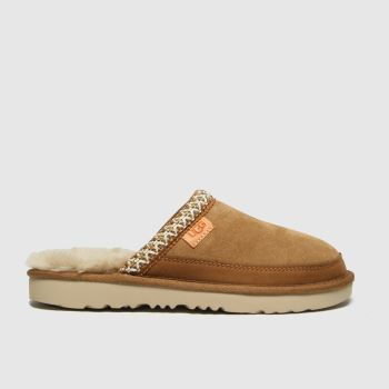 UGG Tan Tasman Ii Slip-on Unisex Junior