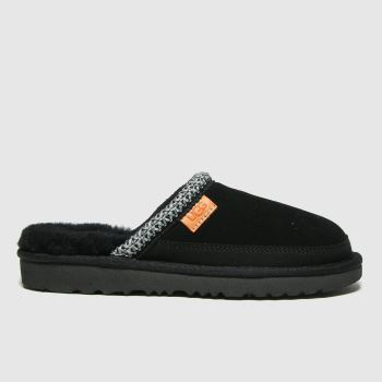 UGG Black Tasman Ii Slip-on Unisex Junior