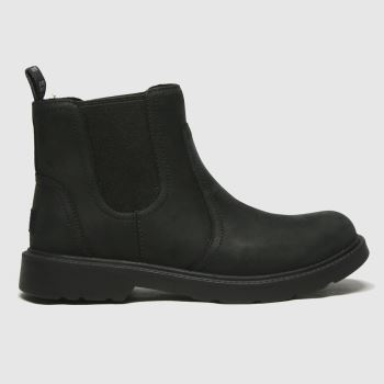 UGG Black Bolden Unisex Junior