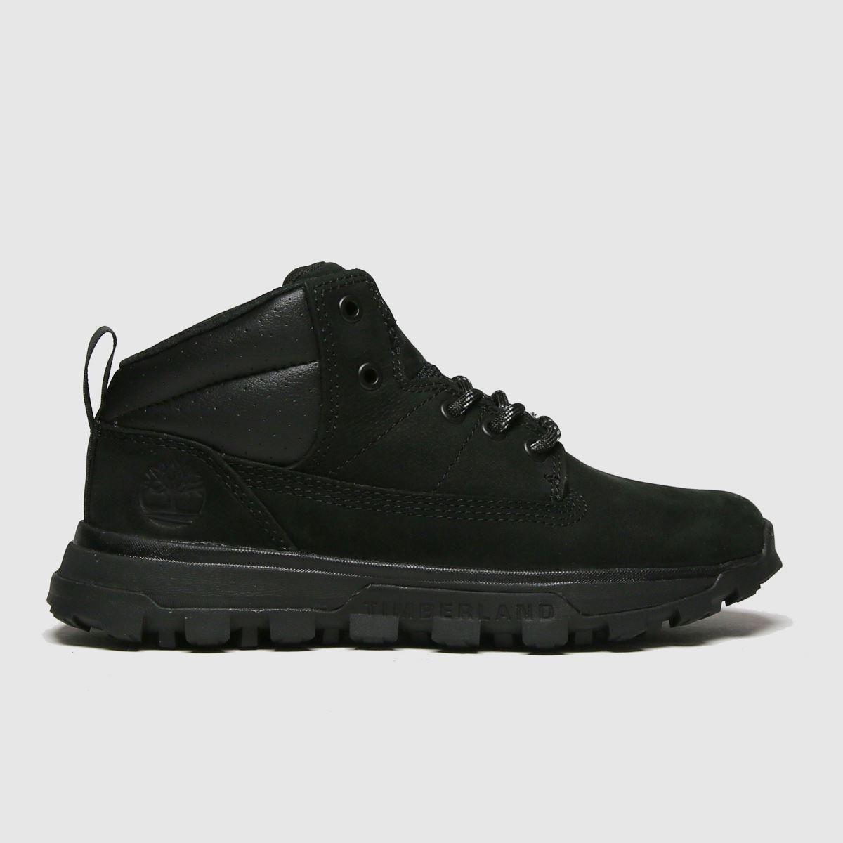 Timberland Black Treeline Boots Junior