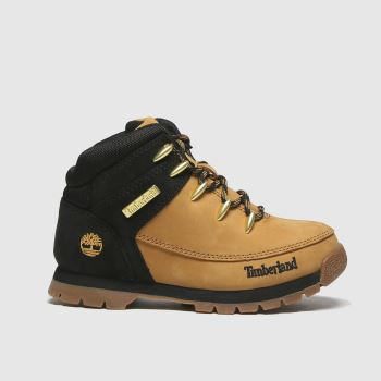 Timberland Natural Euro Sprint Unisex Junior#