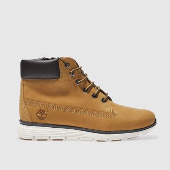 Timberland Natural Killington 6 Inch c2namevalue::Unisex Youth