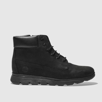 Timberland Black Killington 6 Inch Unisex Youth