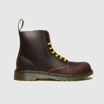 Dr Martens Burgundy 1460 Pascal Unisex Youth