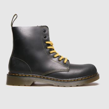 Dr Martens Black 1460 Pascal Unisex Youth