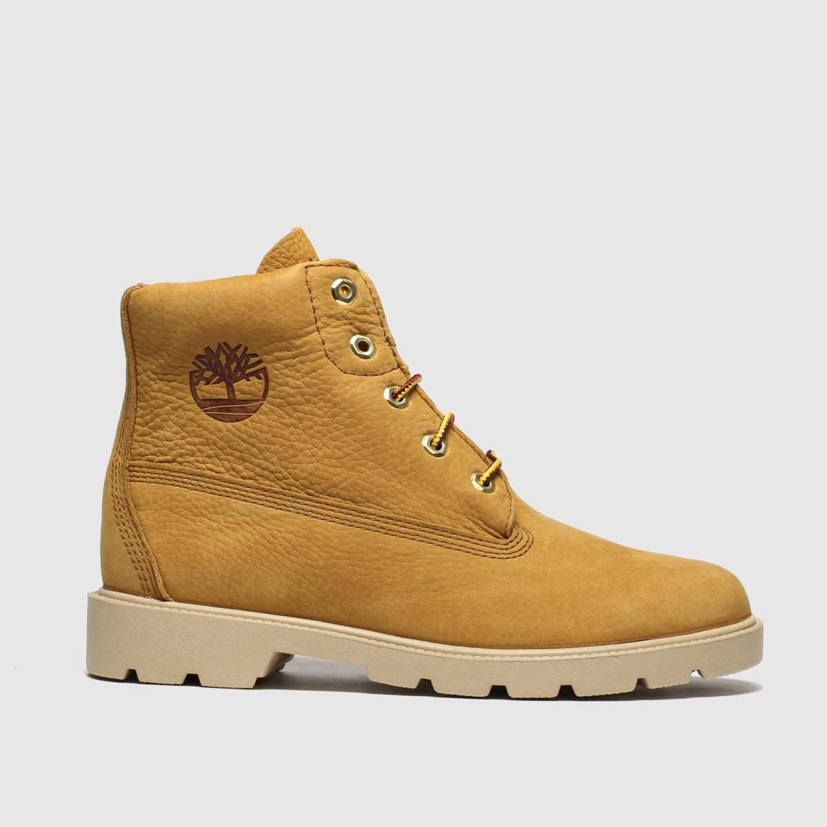 Timberland Tan 1973 Newman Boots Youth