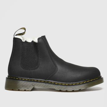 Dr Martens Black 2976 Leonore Unisex Youth