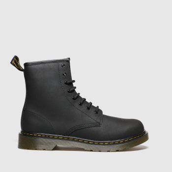 Dr Martens Black 1460 Serena Unisex Youth