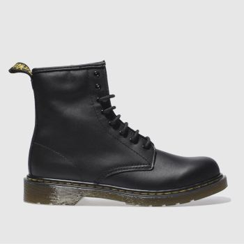 Dr Martens Black 1460 Unisex Youth#
