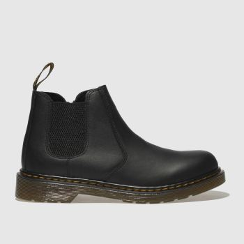 Dr Martens Black 2976 Unisex Youth