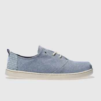 Toms Navy Lumin Unisex Youth