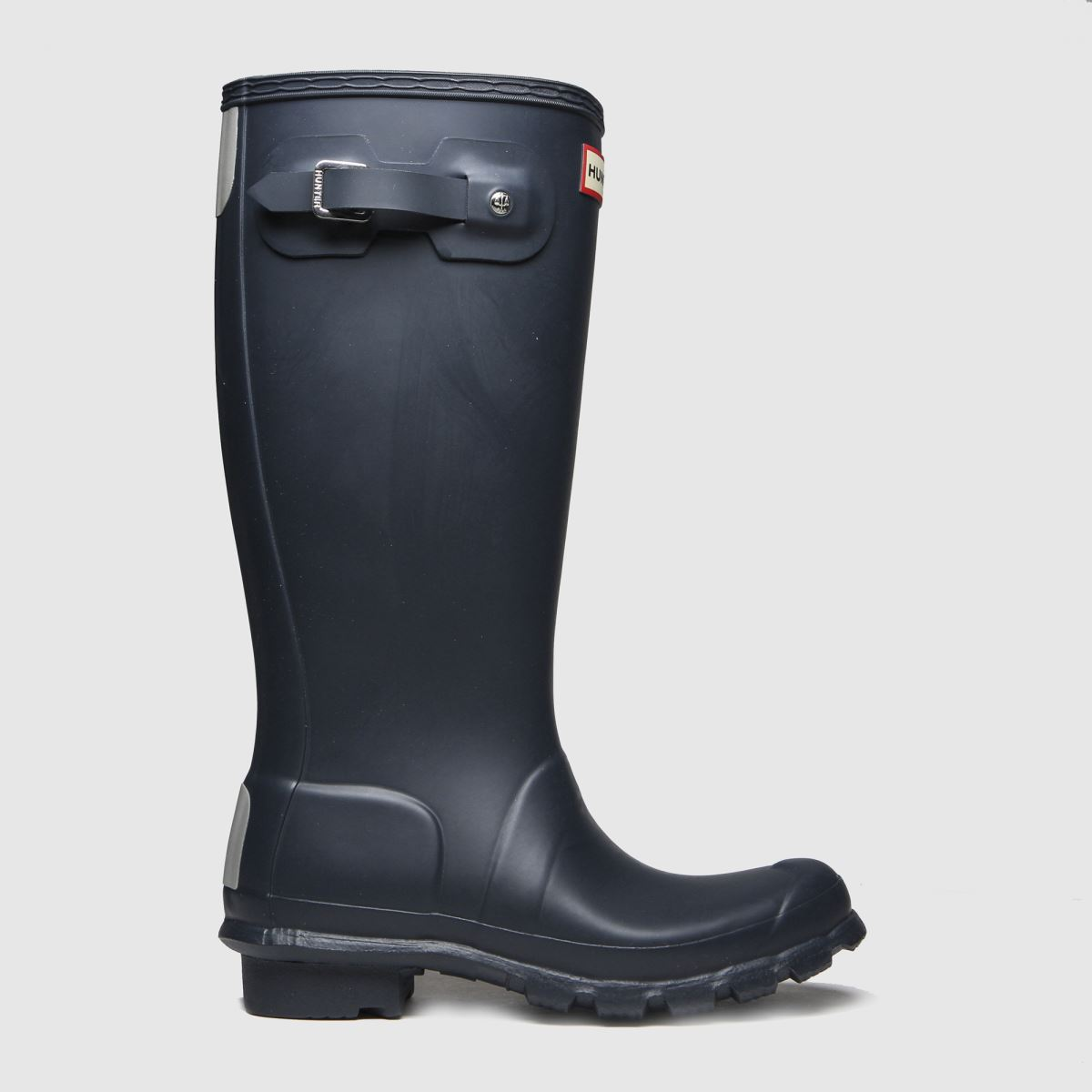 Hunter Navy Original Yth Boots Youth