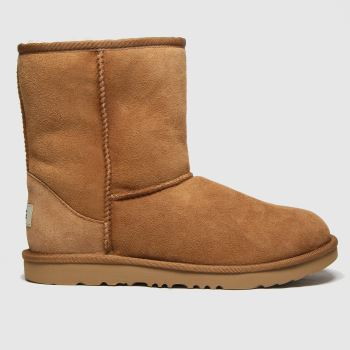 UGG Tan Classic Ii Unisex Youth