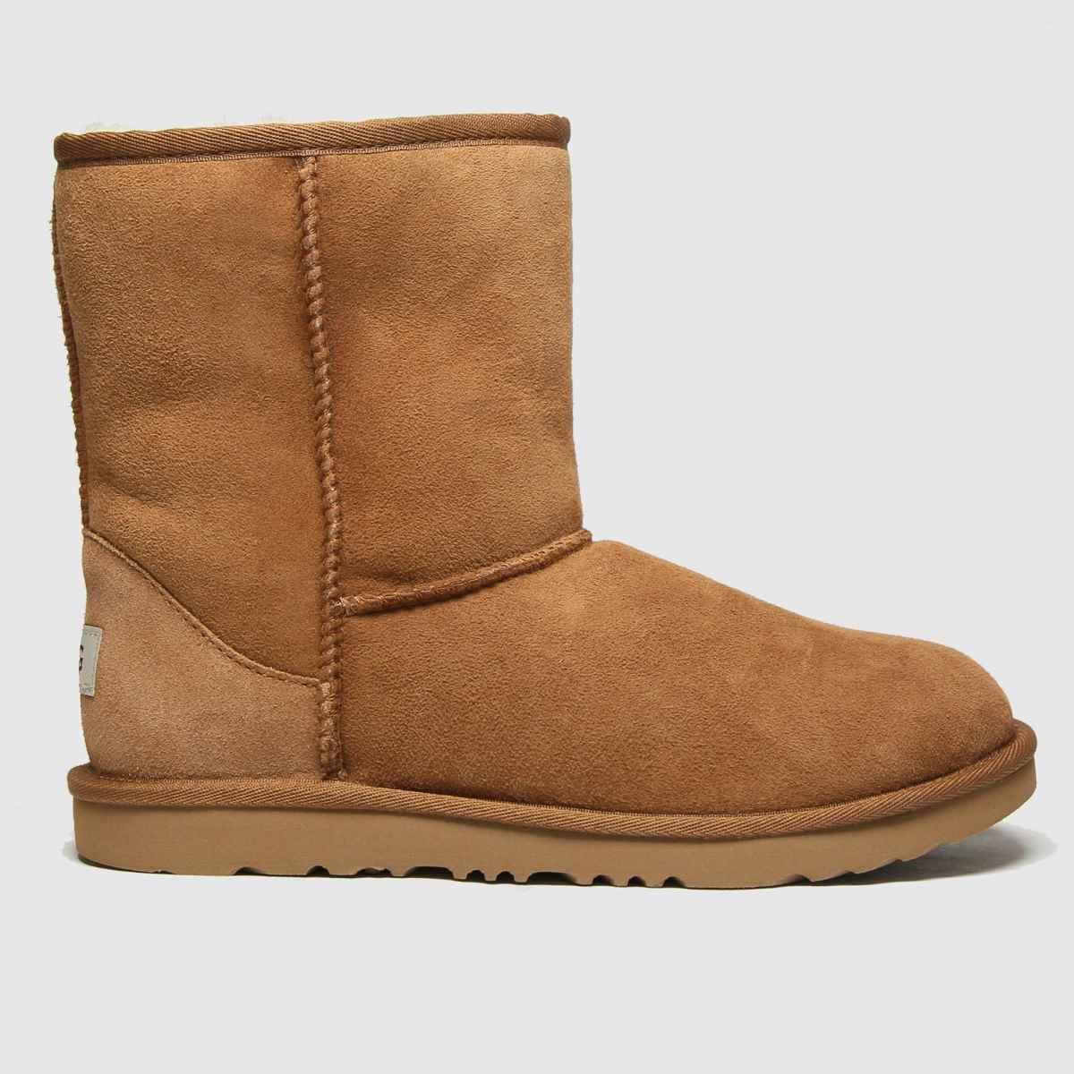 UGG Tan Classic Ii Boots Youth