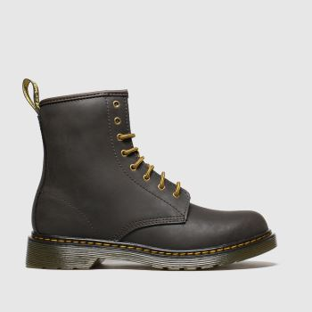 Dr Martens Dark Brown 1460 Unisex Youth