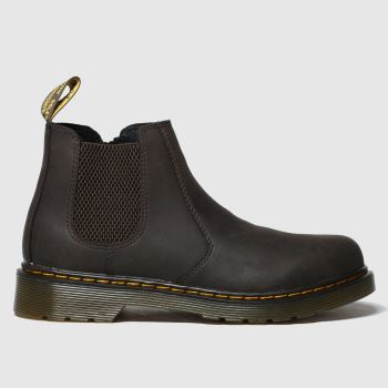 Dr Martens Dark Brown 2976 c2namevalue::Unisex Youth