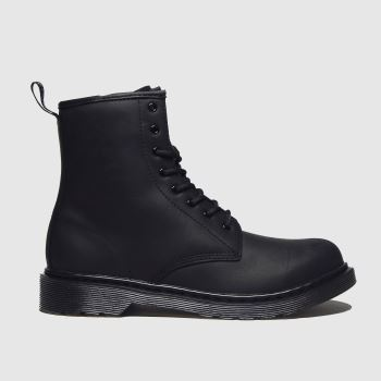 Dr Martens Black 1460 Serena Mono c2namevalue::Unisex Youth