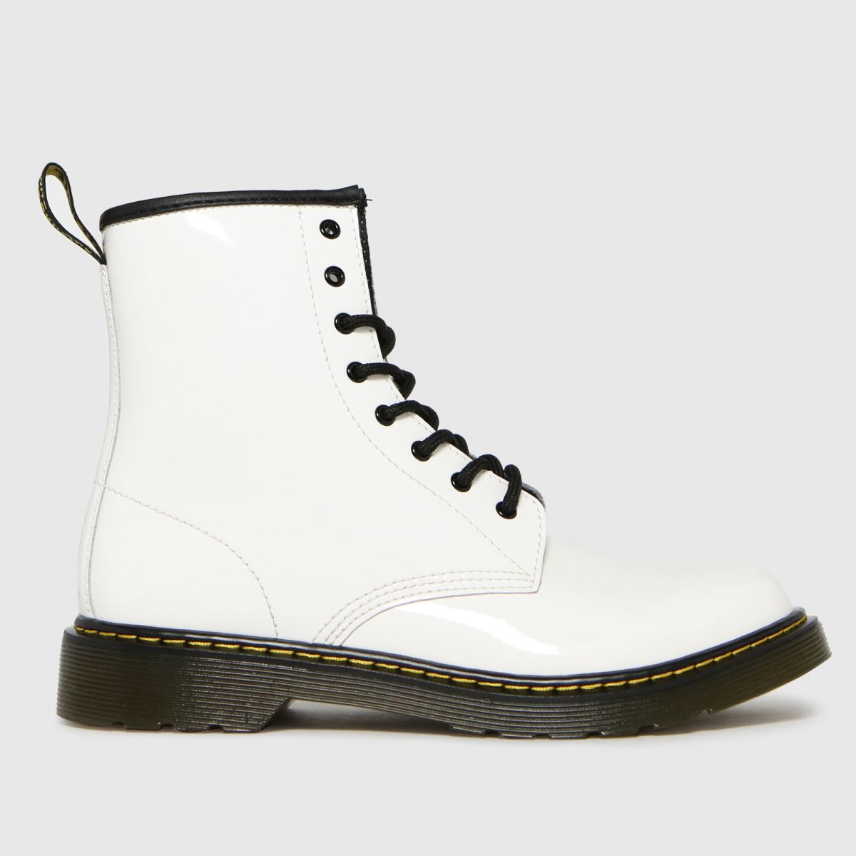 Dr Martens White 1460 Boots Youth