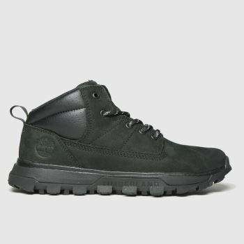 Timberland Black Treeline Unisex Youth