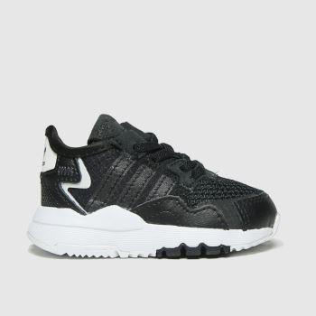 Adidas Black Nite Jogger Unisex Toddler#