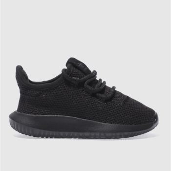 Adidas Black Tubular Shadow Unisex Toddler