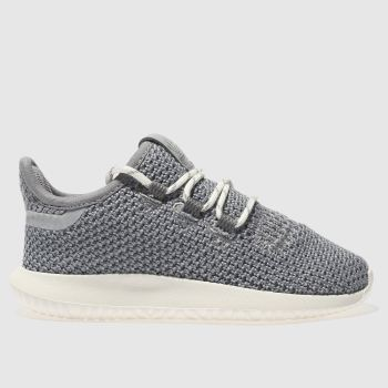 Adidas Grey Tubular Shadow Unisex Toddler
