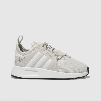 Adidas Light Grey ADI X_PLR Unisex Toddler