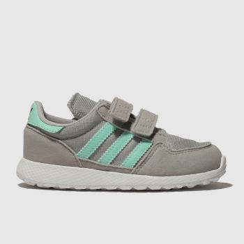 Adidas Light Grey FOREST GROVE Unisex Toddler