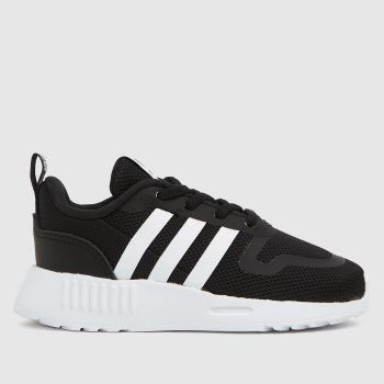 adidas Black & White Multix Unisex Toddler