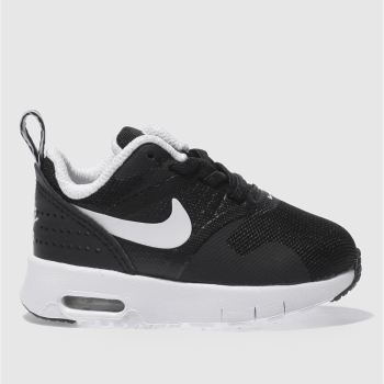 Nike Black Air Max Tavas Unisex Toddler