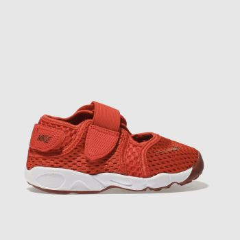Nike Red Little Rift Unisex Toddler
