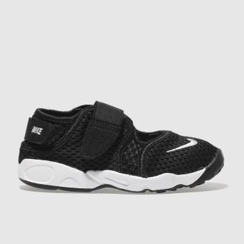 Nike Black Little Rift Unisex Toddler#