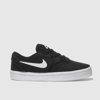 Nike Sb Black Check Unisex Toddler