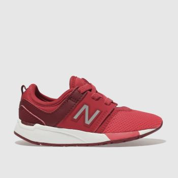 New Balance Red 247 Unisex Toddler