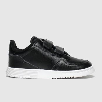 Adidas Black Supercourt c2namevalue::Unisex Toddler