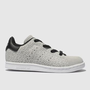 Adidas Light Grey Stan Smith Unisex Toddler