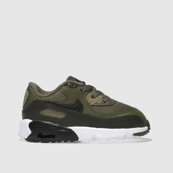 Nike Khaki AIR MAX 90 MESH Unisex Toddler
