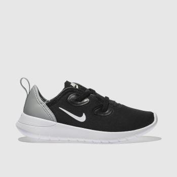 Nike Black & Grey Hakata Unisex Toddler