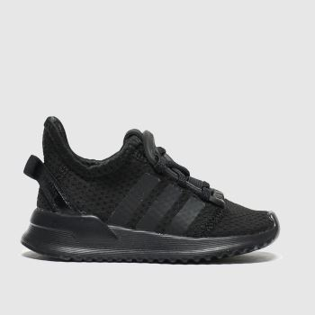 adidas Black U_path Run Unisex Toddler