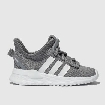 Adidas Grey U_PATH RUN Unisex Toddler