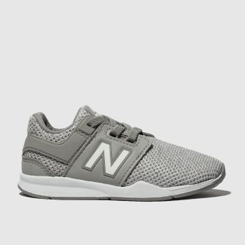 New Balance Grey 247 V2 Unisex Toddler