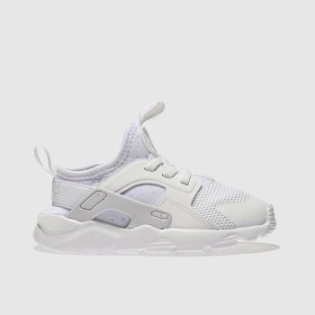 Nike White Huarache Ultra c2namevalue::Unisex Toddler