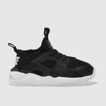 Nike Black Huarache Ultra Unisex Toddler