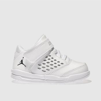 Nike Jordan White Flight Origin 4 Unisex Toddler
