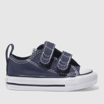 Converse Marineblau All Star Ox 2V Unisex Kleinkind
