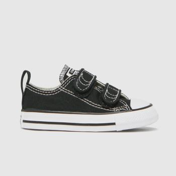 Converse Black 2v Unisex Toddler