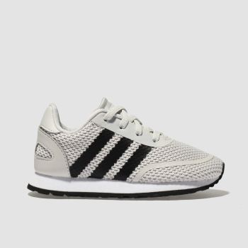 Adidas Light Grey N-5923 El Unisex Toddler