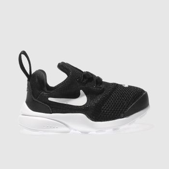 Nike Black Presto Fly Unisex Toddler